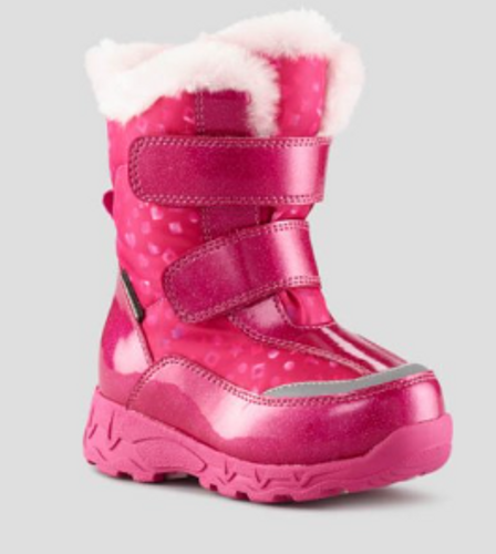 VELCRO  WINTERBOOT -30WP G7-13 SHIMMIE
