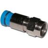 Belden SNS1P6 Snap-N-Seal RG6 F-type Compression Connectors (Bag of 50)