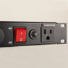 Element-Hz Power Series™ ELE9010 Rack Mountable 11-Outlet Surge Protector with 2160 Joules