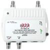 PCT International PCT-MA2-2PN RF Multimedia 2 Port Cable TV Drop Amplifier with Passive Return Path