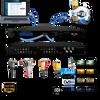 Thor H-4ADHD-QAM-IPLL 4-Channel HDMI/YpPbr/Composite to QAM Low Latency Encoder Modulator with IPTV - Application Drawing