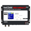 ProVideoInstruments VeCOAX MicroMod-3 1080p HDMI-A/V-CC to RF Modulator - Front