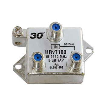 Sonora HRvT109 High Performance 9 dB Vertical Tap 1-Port 2-2400 MHz