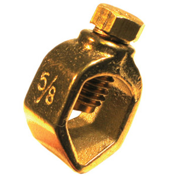 ASA58 5/8 inch Ground Clamp for 5/8 inch Grounding Rod
