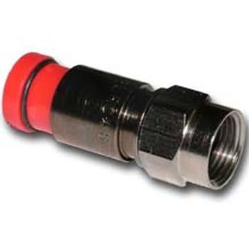 SNS1P6U Belden Snap-N-Seal Ultimate RG6 Compression F Connectors (Bag of 50)
