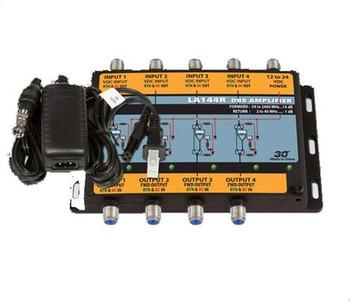 Sonora LA144R-T DBS SMATV 4 Input Satellite Amplifier