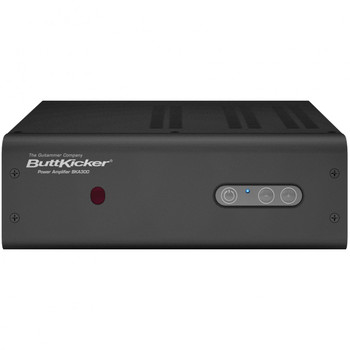 ButtKicker BKA300-4 300W Transducer Power Amplifier with Wireless Remote