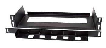 Perfect Vision 6 Slot D12 Shelf for SMATV Rack (PV6PACK-D12)