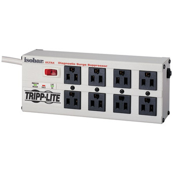 TRIPP LITE ISOBAR8 ULTRA ISOBAR(R) Premium Surge Protector (8-outlet, 12ft cord)