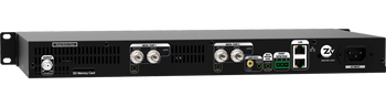 ZeeVee HDbridge 2920 HD-SDI 2-Channel Broadcast Quality Digital Encoder - 1080p - rear connections