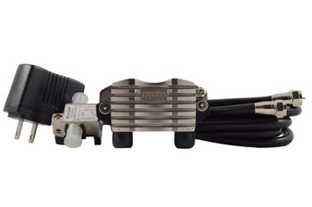 Antennas Direct ClearStream JUICE UHF-VHF Low Noise Amplifier System - Mast Mount Pre-Amplifier