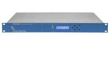 PD1000-4 Pico Digital 4-Channel HD/SD Encoder with QAM and IP Outputs - Front