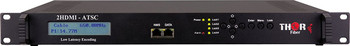 Thor H-2HDMI-ATSC-IPLL 2-Channel HDMI to ATSC Low Latency Encoder Modulator with IPTV Streaming