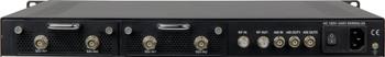 Thor H-4SDI-ATSC-IPLL 4-Channel HD-SDI to ATSC Low Latency Encoder Modulator with IPTV - rear panel connections