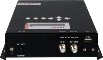 Thor H-AC3-CMOD-QAM 1-Channel Compact HDMI to QAM Encoder Modulator with Dolby AC3