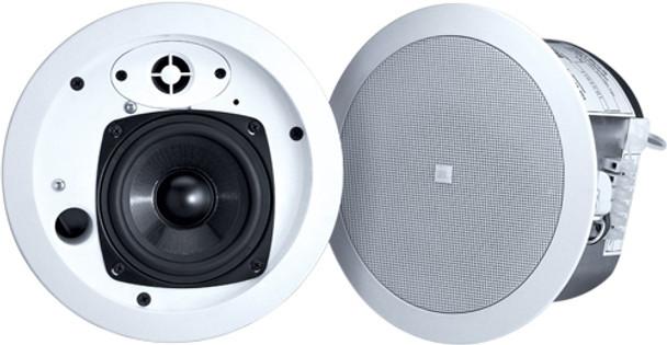 "JBL Professional Control 24CT Micro 4"" 2-Way Ceiling Speaker Pair"