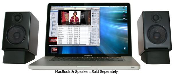 Audioengine ADS1 Speaker Stands for A2 Desktop Speakers