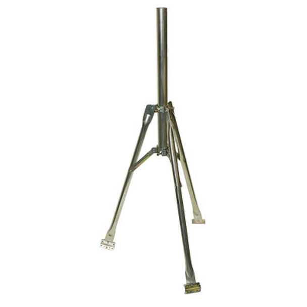 """Perfect Vision PVTP32K 3' Tripod Kit with 28"""" x 2"""" OD Pole Included"""