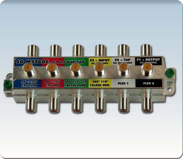 Sonora SD MST606 DIRECTV 6 Input 6dB Vertical Tap