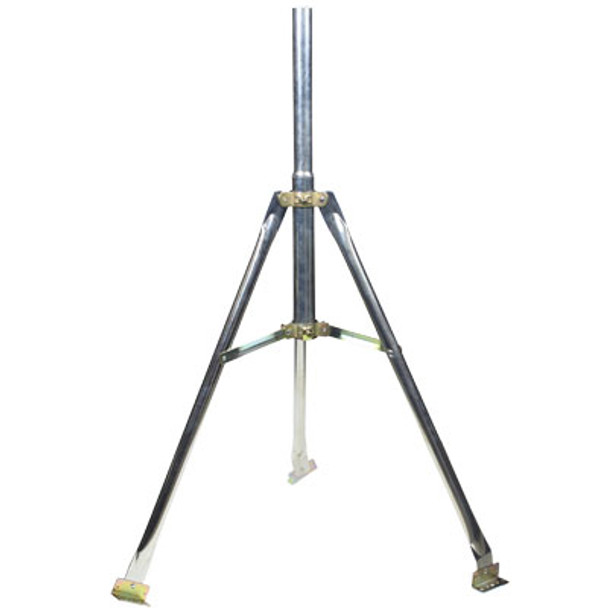 """Perfect Vision PVTP3U 3' Tripod with Universal 2"""" & 1 5/8"""" Pole"""