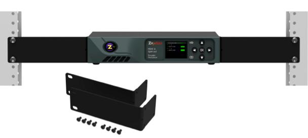 ZeeVee ZVPRK Rack Kit for ZvPro Series HD Encoder Modulators