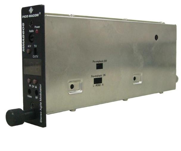 Pico Macom MMA860S Mini Stereo Agile Modulator