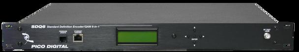 SDQ6 by Pico Digital 6-channel SD Encoder with QAM modulator