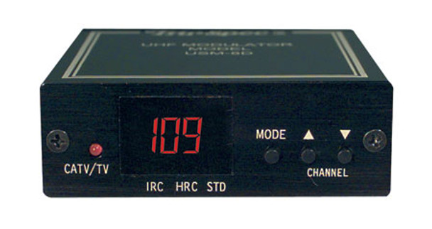 USM-8D Digital UHF Consumer Agile Audio Video Modulator - Pico Digital