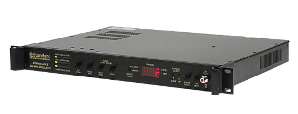 Standard Communications SVM860S Frequency Agile Stereo CATV Modulator