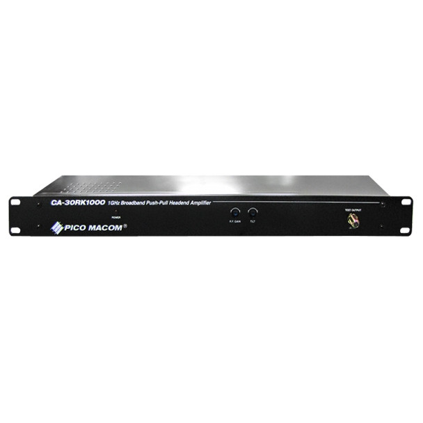 Pico Macom CA-30RK1000 Rackmount 1GHz Broadband Headend Amplifier