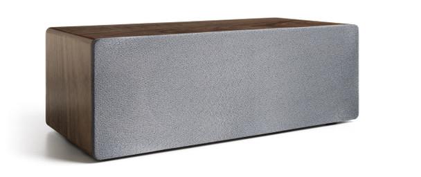 Audioengine B2 Premium Bluetooth Speaker - Walnut (B2-WAL) - With Grill