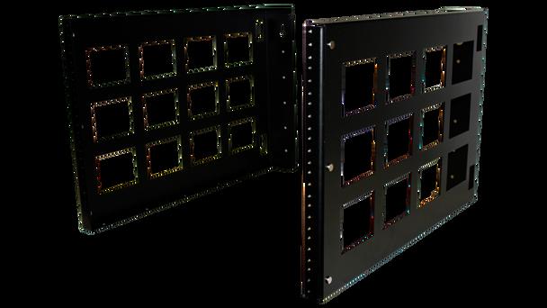 Pico Digital MOR-14WM 8RU Wall Mount Rack for headend electronics or data and server equipment