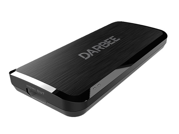 DarbeeVision DVP-5000S HDMI Video Processor with Darbee Visual Presence 2.0