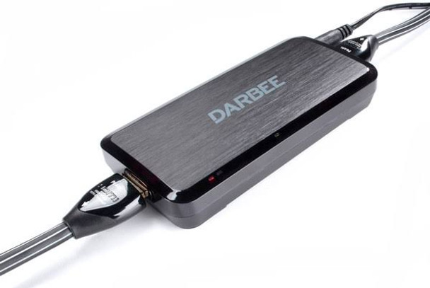 DarbeeVision DVP-5000S HDMI Video Processor with Darbee Visual Presence 2.0 - HDMI Enhancer