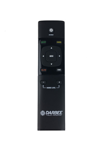 DarbeeVision DVP-5000S HDMI Video Processor with Darbee Visual Presence 2.0 - Remote Control