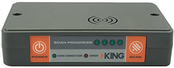KING UC1000 Universal Controller for KING Quest Portable Satellite Antenna - front view