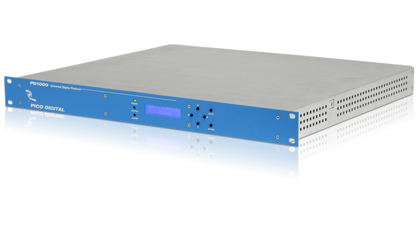 PD1000-6 Pico Digital 6-Channel HD/SD Encoder with QAM and IP Outputs