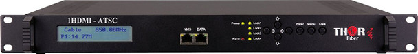 Thor Fiber H-1HDMI-ATSC-IPLL 1-Channel HDMI to ATSC Low Latency Encoder Modulator IPTV Streaming - front panel