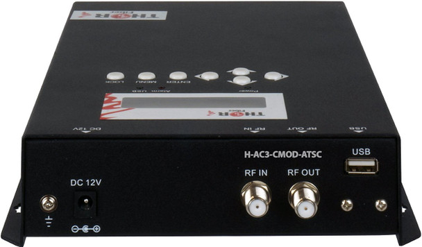 Thor H-AC3-CMOD-ATSC 1-Channel Compact HDMI to ATSC Encoder Modulator with Dolby AC3