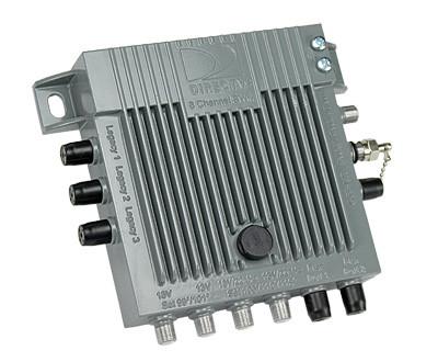 directv swm 8 single wire multi switch 8 tuners. Black Bedroom Furniture Sets. Home Design Ideas