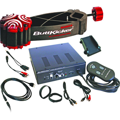 Buttkicker Bk Gr2 Gamer Transducer Amplifier Kit