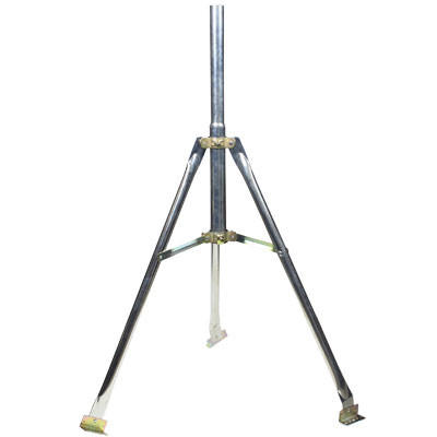 Perfect Vision Pvtp3u 3 Tripod With Universal 2 Quot Amp 1 5 8