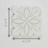 Two-Color Cobham Handmade Tile
