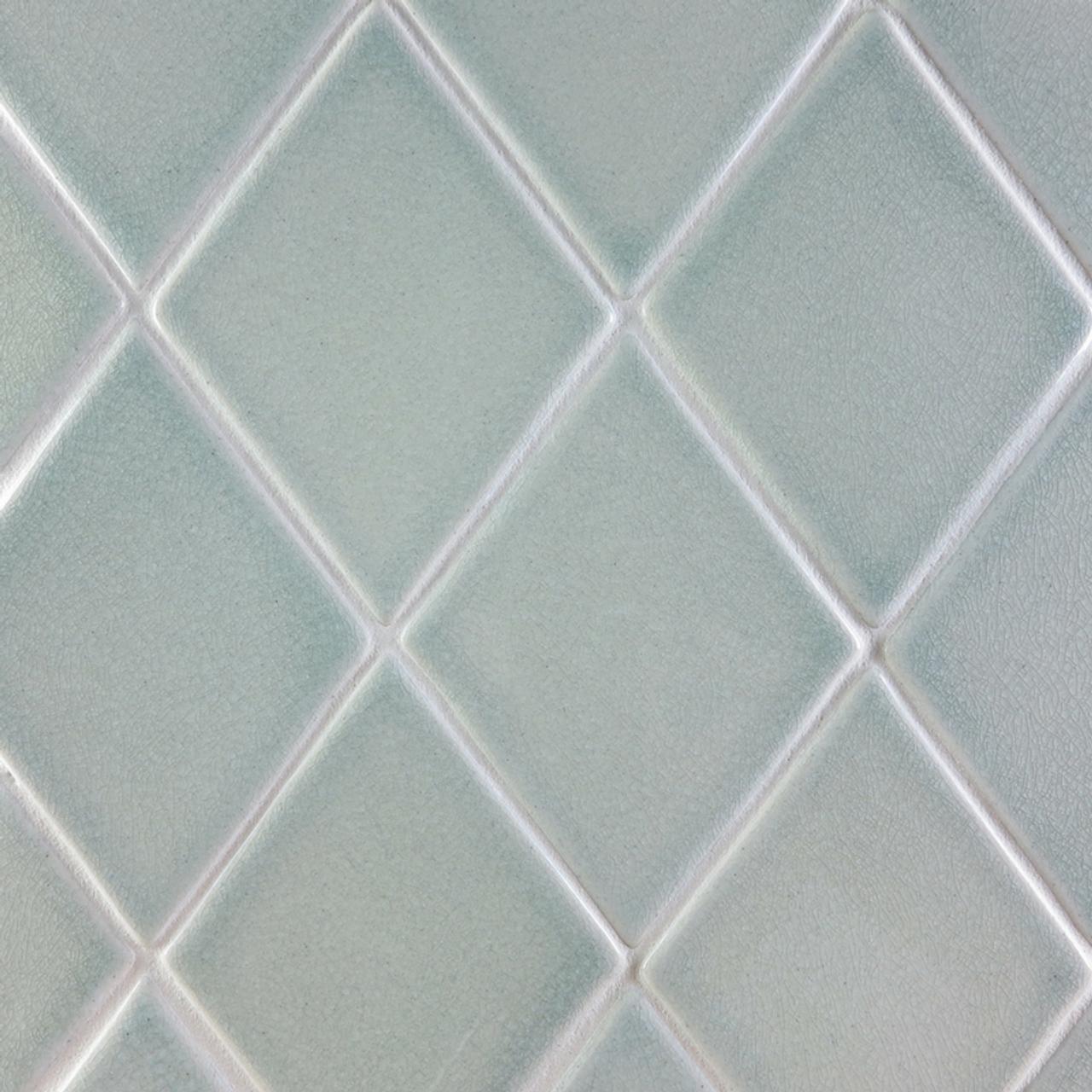 Diamond Handmade Tile Julep Tile Company - Diamond shaped tile flooring