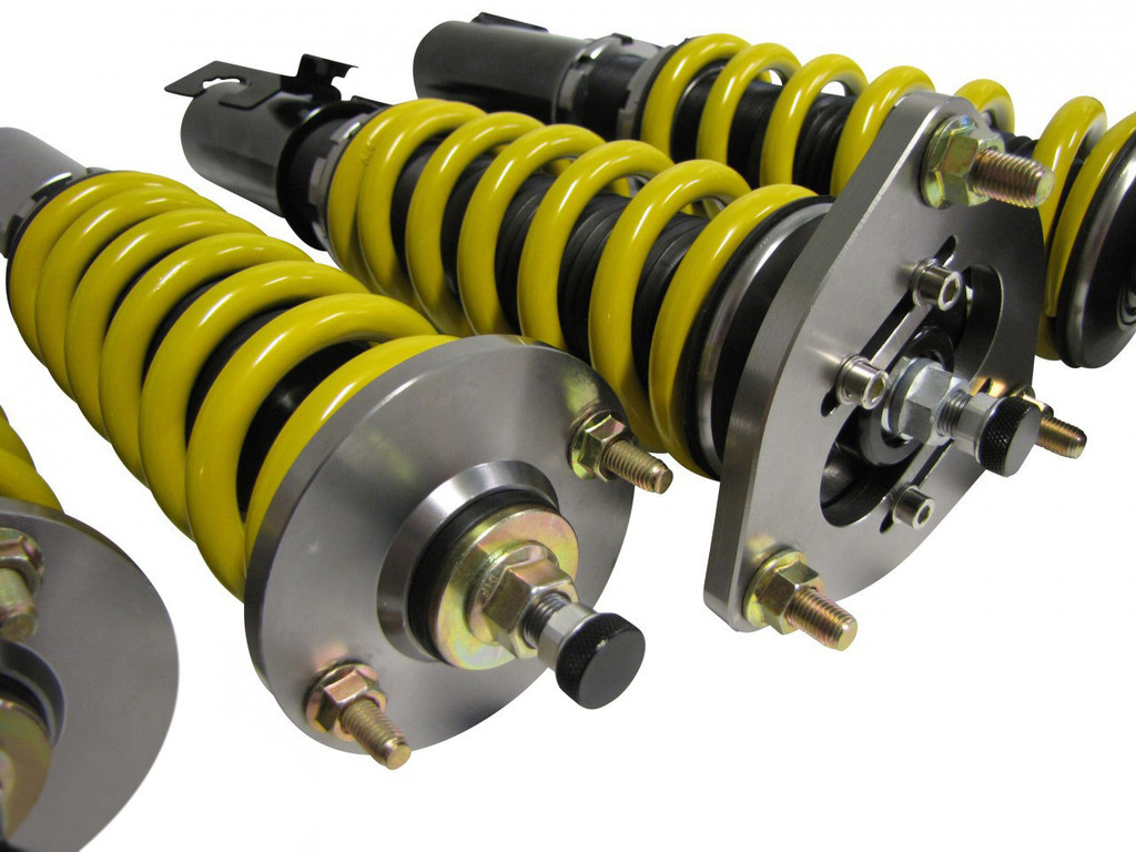 ISR Performance HR Pro Series Coilovers - Nissan 240sx 89-93 8k/6k