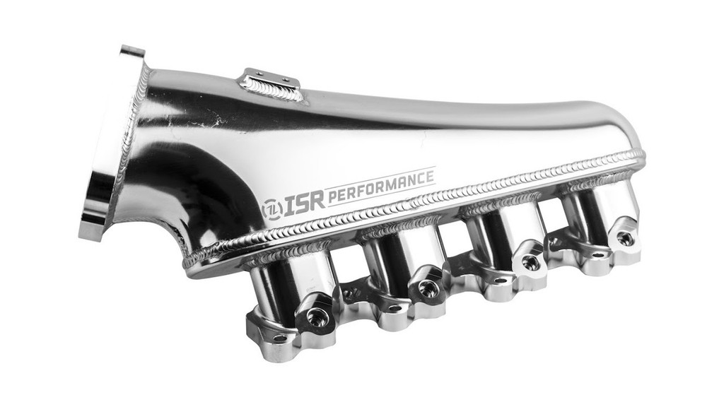 ISR Performance Billet S13 SR20DET Intake Manifold, Fuel Rail, and Throttle Body Combo