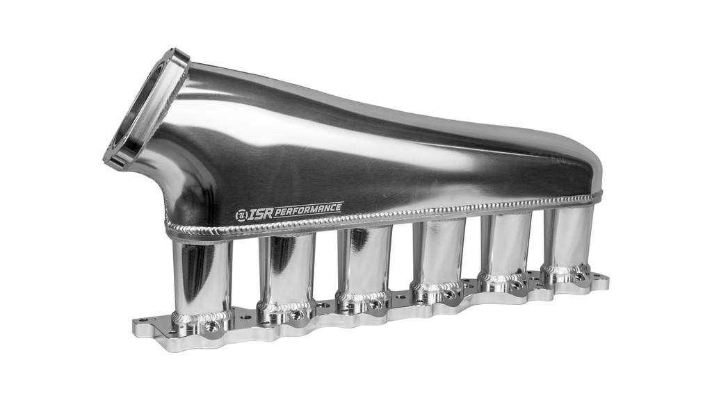 ISR Performance Billet RB25DET Front Facing Intake Manifold