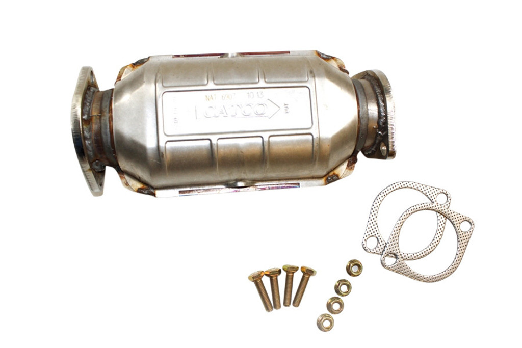 Ace Up Spec 3 Inch High Flow Catalytic Converter - Nissan 240sx 89-98 S13 S14