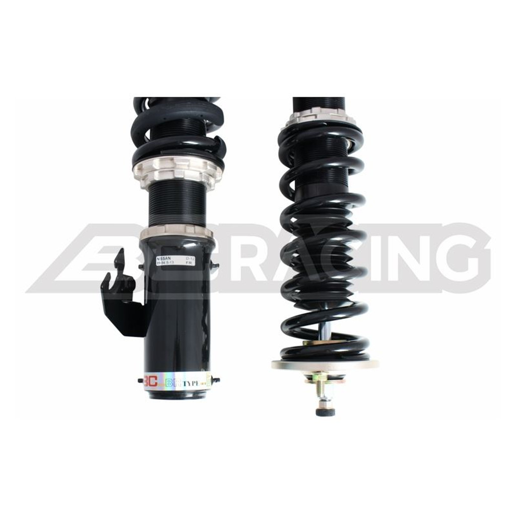 BC Racing BR Series Coilovers - Nissan 240SX 95-98
