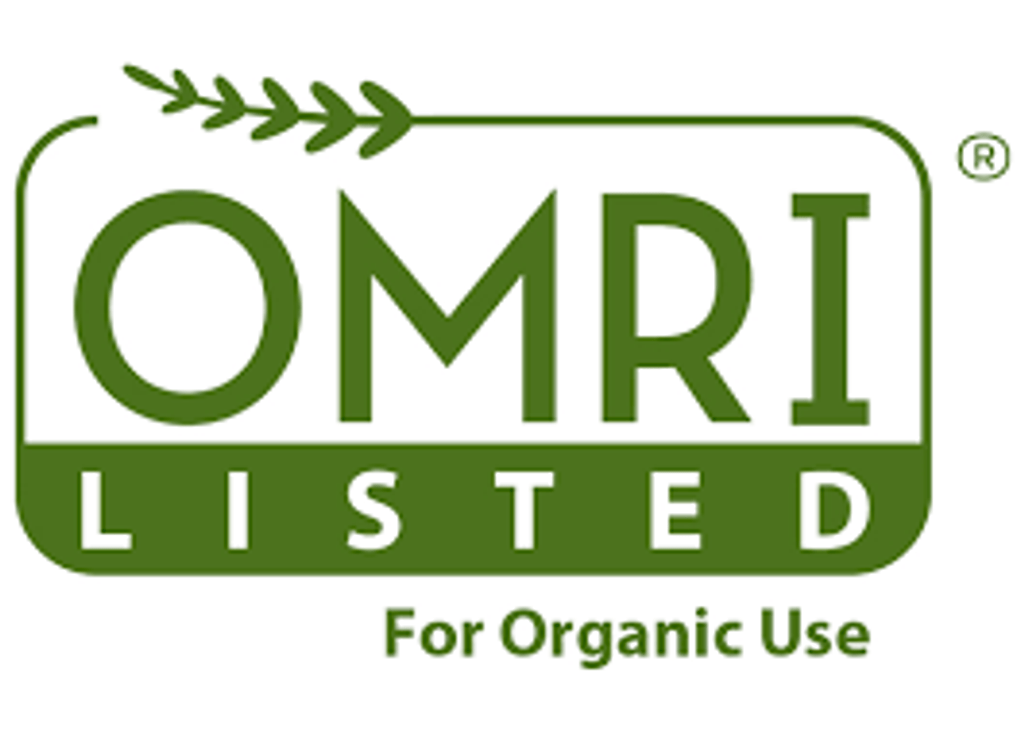 Organic Material Review Institute Certified